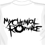 Футболка My chemical romance